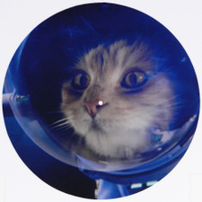 Space Kitty - Astronaut - Single Slipmat