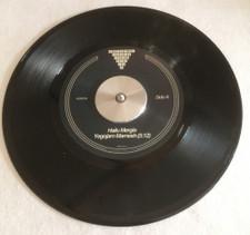 """Hailu Mergia - Yegojam Mamesh - 7"""" Vinyl"""