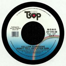 """Yellow Sunshine - Yellow Sunshine - 7"""" Vinyl"""