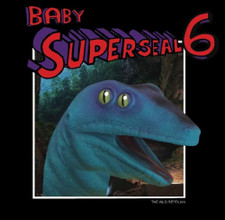 "Skratchy Seal - Baby Superseal 6 - 7"" Colored Vinyl"