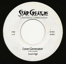 "Love's High - Love Generator - 7"" Vinyl"