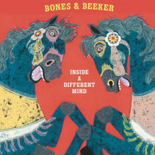 "Bones & Beeker - Inside A Different Mind - 12"" Vinyl"
