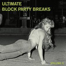 Paul Nice - Ultimate Block Party Breaks Vol. 5 - LP Vinyl