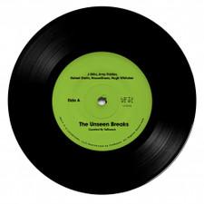 "Various Artists - The Unseen Breaks - 7"" Vinyl"
