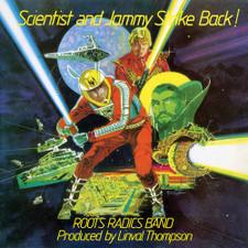 Scientist & Prince Jammy - Scientist & Jammy Strike Back! - LP Colored Vinyl