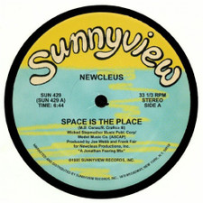 "Newcleus - Space Is The Place / Cyborg Dance - 12"" Vinyl"