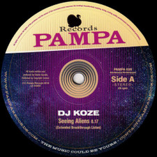 "DJ Koze - Seeing Aliens - 12"" Vinyl"