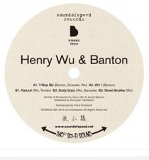 "Henry Wu & Banton - Henry Wu & Banton - 12"" Vinyl"