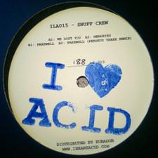 "Snuff Crew - I Love Acid 015 - 12"" Vinyl"