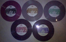 "Various - SQUADRON 2 - 5x 7"" Vinyl"