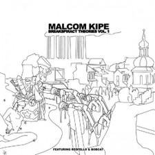 "Malcom Kipe - Breakspiracy Theory #1 - 12"" Vinyl"