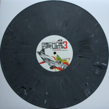 "Machine Drum - Half The Battle #3 - 12"" Colored Vinyl"