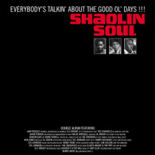 Various Artists - Shaolin Soul (Episode 1) - 2x LP Vinyl+CD