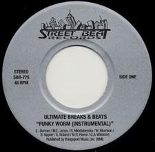 """Ohio Players - Funky Worm - 7"""" Vinyl"""