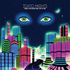 Various Artists - Tokyo Nights (Female J-Pop Boogie Funk: 1981-1988) - 2x LP Vinyl