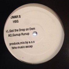 Omar S - High School Graffiti - 2x LP Vinyl