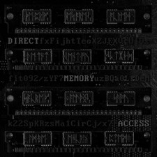 Master Boot Record - Direct Memory Access - LP Vinyl