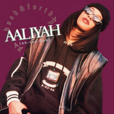 "Aaliyah - Back & Forth RSD - 12"" Colored VInyl"