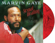 "Marvin Gaye - Sexual Healing - The Remixes RSD - 12"" Colored VInyl"