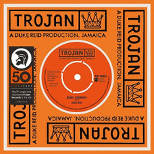 "Duke Reid's All Stars / Roland Alphonso - Judge Sympathy / Never To Be Mine RSD - 7"" Colored Vinyl"