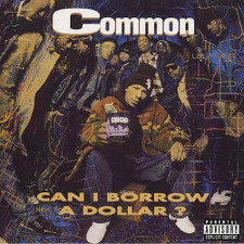 Common - Can I Borrow A Dollar? RSD - 2x LP Vinyl+7""
