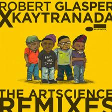 "Robert Glasper x Kaytranada - The ArtScience Remixes RSD - 12"" Vinyl"