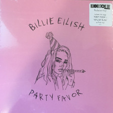 "Billie Eilish - Party Favor / Hotline Bling RSD - 7"" Colored Vinyl"
