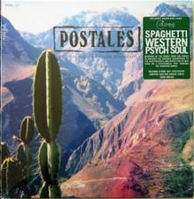 Los Sospechos - Postales (Original Motion Picture Soundtrack) RSD - LP Colored Vinyl