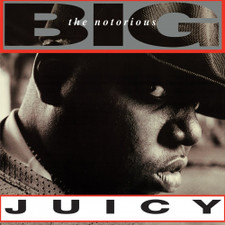 "Notorious B.I.G. - Juicy RSD - 12"" Colored VInyl"
