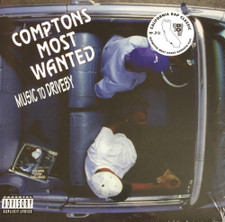 Compton's Most Wanted - Music To Driveby RSD - LP Vinyl