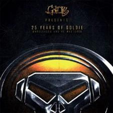 """Goldie - 25 Years Of Goldie RSD - 3x 12"""" Vinyl"""