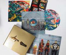 """Run The Jewels - Stay Gold Collectors Box RSD - 12"""" Vinyl+slipmat+big metal box"""