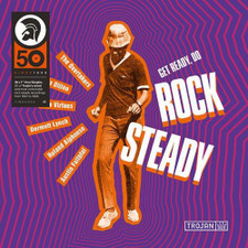 "Various Artists - Get Ready, Do Rock Steady RSD - 10x 7"" Vinyl Box Set"