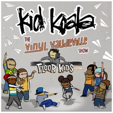 Kid Koala - Floor Kids (Original Video Game Soundtrack) - 2x LP Vinyl