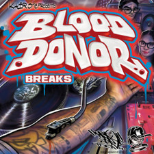 "Kair One - Blood Donor Breaks - 7"" Vinyl"