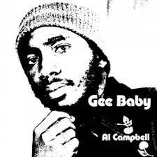 Al Campbell - Gee Baby - LP Vinyl