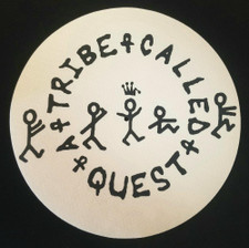 A Tribe Called Quest - Logo 2 - Single Slipmat