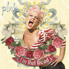 P!nk - I'm Not Dead - 2x LP Colored Vinyl