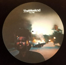 The Weeknd - The Hills - Single Slipmat