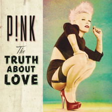 P!nk - The Truth About Love - 2x LP Colored Vinyl