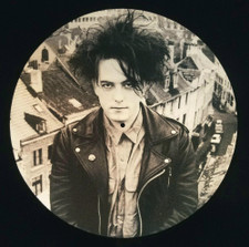 The Cure - Robert Smith - Single Slipmat