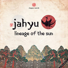 Jahyu - Lineage Of The Sun - 2x LP Vinyl