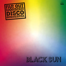 Far Out Monster Disco Orchestra - Black Sun - 2x LP Vinyl