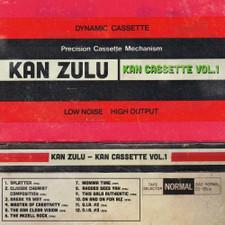 Kan Zulu - Kan Cassette Vol. 1 - LP Vinyl