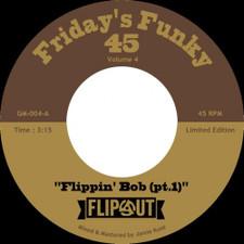 """Flipout - Flippin' Bob - 7"""" Vinyl"""