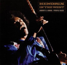 "Jimi Hendrix - Hendrix In The West - 7"" Vinyl"