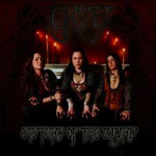 """Grey - Sisters of the Wyrd - 12"""" Vinyl"""