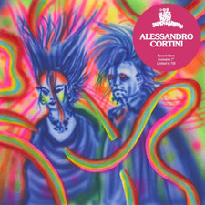 "Black Moth Super Rainbow / Alessandro Cortini - Baby's In The Void / Ipermercato - 7"" Vinyl"