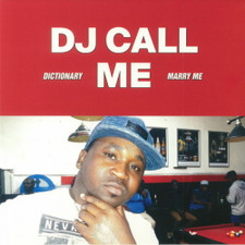 "DJ Call Me - Marry Me - 12"" Vinyl"