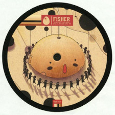 "Fisher - Ya Didn't Go And Do It Again Did Ya RSD - 12"" Vinyl"